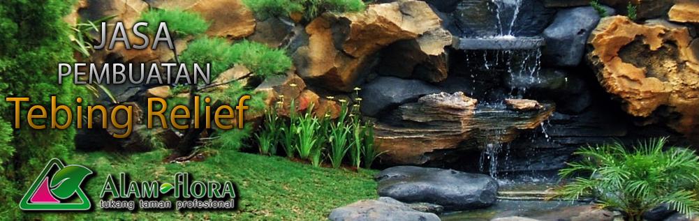 alam-flora_tukang_taman_surabaya_bonsai_banner_jasa_pembuatan_tebing_relief