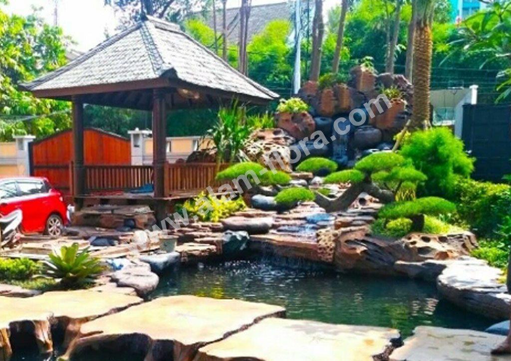 kolam klasik tebing 15