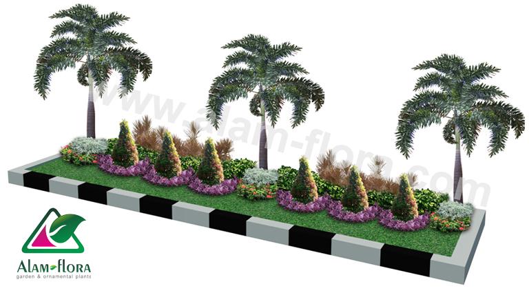 desain taman alam flora 18