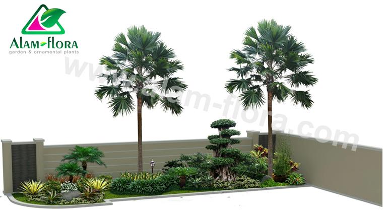 desain taman alam flora 26