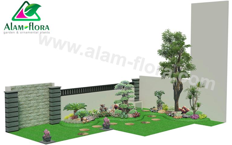 desain taman alam flora 31