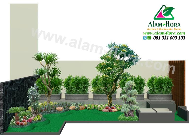 desain taman alam flora 51