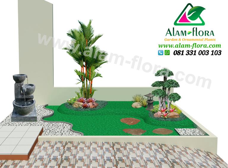 desain taman alam flora 59